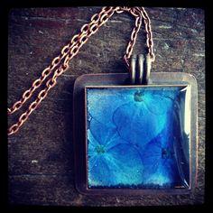 Beautiful Resin Jewelry making!  Really awesome stuff.