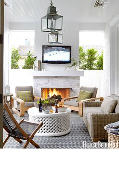 Chic interior decorating ideas to give you a summer full of stylish relaxation