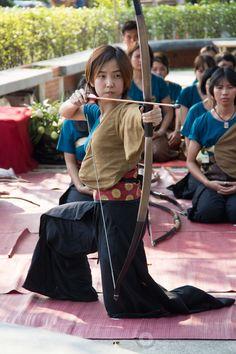 Bojjhanga Archery Club  https://www.facebook.com/pochongarcheryclub