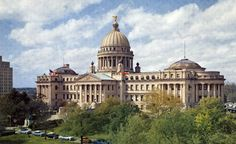 Mississippi State Capitol Building, Jackson