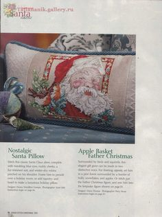 Gallery.ru / Фото #70 - Cross_Stitch_Christmas _11.2004 - Tatiananik