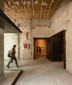 Espacio de creación y exposición de arte contemporáneo. Sol 89