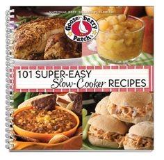 Gooseberry Patch Cookbook #Giveaway of 101 Super-Easy Slow-Cooker Recipes on Recipes That Crock! #crockpot