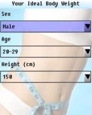 Ideal body weight is the weight at which you are healthy and fit. But how you can determine is your weight ideal or not. You can calculate your weight according to your height and width. Weight Calculator, Ideal Body, Body Weight, Healthy, Fit, Goal Body, Health