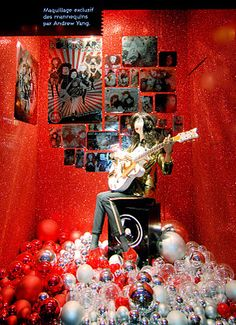 8796abe9ef2b 19 Best Window Display - Music Themed images