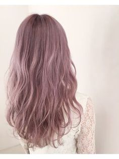 Hair Color Pink, Cool Hair Color, Pink Hair, Korean Hair Color, Hair Colour Design, Hair Arrange, Aesthetic Hair, Dye My Hair, Ombre Hair