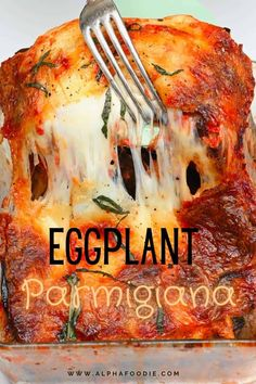 How to make eggplant parmesan (aka eggplant parmigiana) – a wholesome, comforting vegetarian main dish. Make this as baked eggplant parmesan or fried! Plus, this recipe can be made as one large bake or individual parmigiana rolls (perfect as an appetizer for parties)! Baked Eggplant, Eggplant Parmesan, Vegetarian Main Dishes, Appetizers For Party, Fries, Rolls, Turkey, Kid, Baking