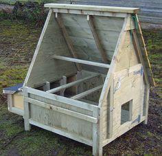 J Kvs Hen House Coop Plans Included | en pens | Pinterest ... Hen House Design For Many Hens Html on