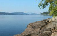 Indian Lake in the Adirondacks