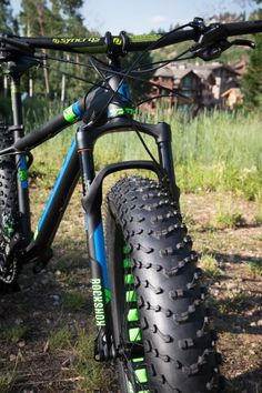 """Meet Big Ed - Scott's new Fat bike! Bike Rumour's Zach Overholt posts his first impressions: """"Built with suspension corrected geometry and modern axle sizes, Big Ed looks like it will be another popular option in the world of fat bikes"""". Now see the detail..."""