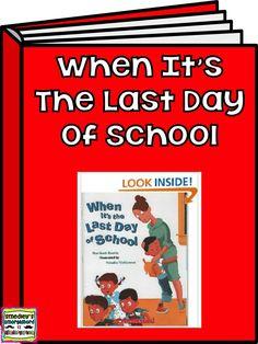 The Kindergarten Smorgasboard: A Kindergarten Smorgasboard of End Of Year Read Aloud Books!
