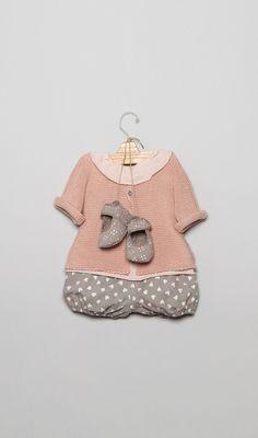 Conjuntos para bebé en la Tienda Online Nícoli Nicoli L1601013-bb Bebe