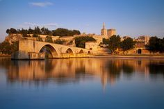Avignon, Vaucluse, France -  first trip was in 1973.  This is where I was when Elvis died, August 16, 1977.