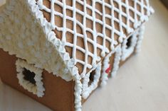 Valentine's Gingerbread House 3