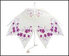 日傘  桜 サクラ 日本製 かさ デザイナー ディチェザレ