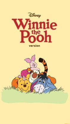 Disneys Winnie The Pooh Wallpaper