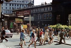 Old photos of and around Liverpool