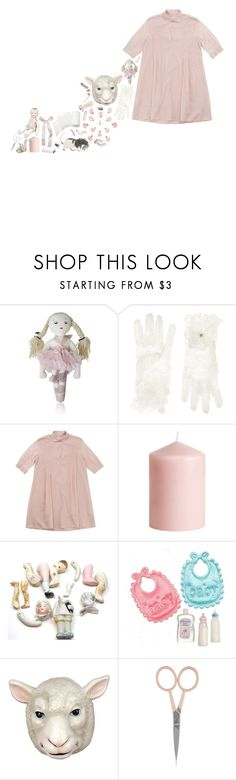 """Playing with fire"" by theleech ❤ liked on Polyvore featuring Tokyo Rose, Monsoon, Richard Nicoll, H&M, Disney, Dollhouse, Forum Novelties and Anastasia Beverly Hills"
