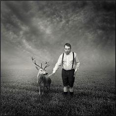 Visions – 24 surreal photographs by Michal Giedrojc