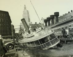 Image result for rhode island hurricane damage
