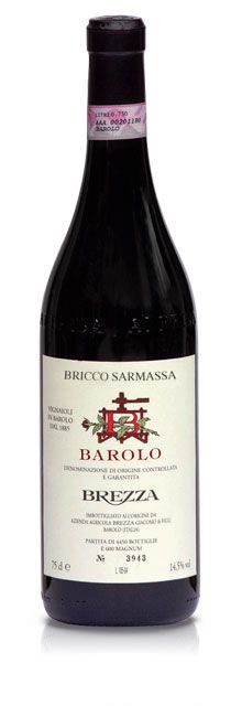 Barolo is a red Denominazione di Origine Controllata e Garantita (DOCG) wine produced in the northern Italian region of Piedmont. It is made from the Nebbiolo grape and is often described as one of Italy's greatest wines.In the past Barolos often used to be very rich on tannin.A big, powerful tannic wine, Barolo needs to be matched with foods of similar weight. In Piedmont, the wines are often paired with meat dishes, heavy pastas and rich risottos.