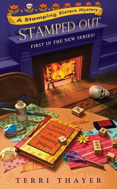 Stamped Out (A Stamping Sisters Mystery Book 1)