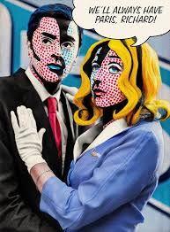 Resultado de imagen de comic pop art disfraz