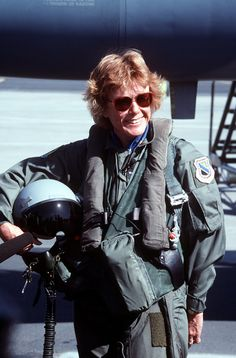 The first female Secretary of the Air Force, Dr. Sheila E. Widnall. | 10 Lesser-Known People Who Were The First To Accomplish Things