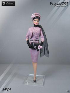 Tenue Outfit Accessoires Pour Fashion Royalty Barbie Silkstone Vintage 1361 | eBay