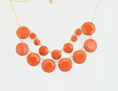 Double Layer Statement necklace