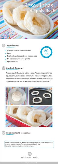 rosquinha fit blog da mimis