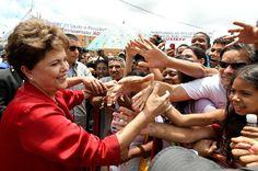 Por Dentro... em Rosa: Defender o mandato da Presidenta Dilma