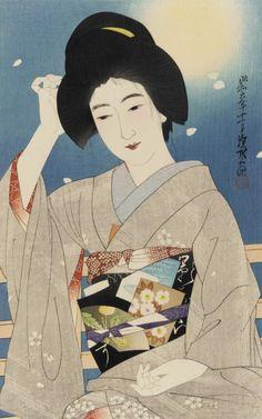 Ito Shinsui, 1931