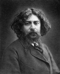 Alphonse Daudet by Felix Nadar, Paris, 1860 Writers And Poets, Book Writer, Book Authors, Books, Alphonse Daudet, Most Famous Artists, Beloved Book, Marcel Proust, People Of Interest