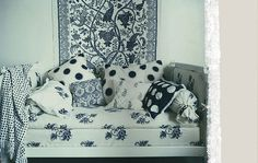 Les Indienness by decorology, via Flickr