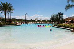 Orlanda, FL. zero entry pool - walk right in! | Rosen Shingle Creek resort