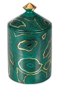 Scented Candle - Malachite   by Fornasetti Profumi