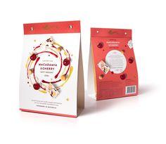 Mondo Nougat packaging designed by Dessein.
