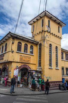 Head to Mercado Central in Potosí, Bolivia | heneedsfood
