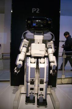 Honda Asimo Robot Demonstration