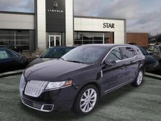 2012 Lincoln MKT, 27,600 miles, $35,995.