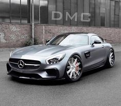 #DmcAmgGTS is the reference for #AmgGTS 😈! LINK IN OUR BIO TO BUY DMC CARS…