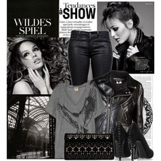 Leighton Meester, created by bklana on Polyvore
