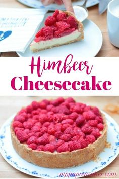 Himbeer Cheesecake by http://pippapiemaker.com