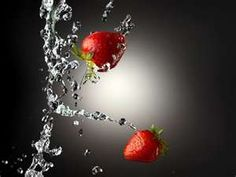 Strawberries...in smoothies, or in a salad, or mixed with other berries.