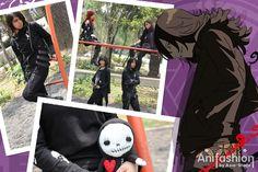 #Anifashion | Kiryu Kusakabe