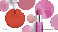 "Clinique ""POP"" Cosmetic Advertising"