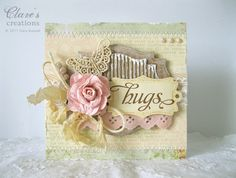 Hugs by cbuswell - Cards and Paper Crafts at Splitcoaststampers