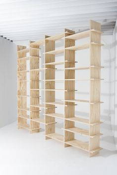 Plywood Pegboard by Like Butter. Flatpack Plywood Pegboard Set - panel with feet. Built In Furniture, Modular Furniture, Plywood Furniture, Diy Furniture, Furniture Design, Cool Woodworking Projects, Wood Projects, Plywood Shelves, Plywood Storage