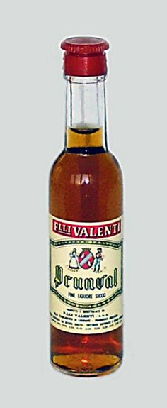 Valenti Eridanea - Mini Liquor Bottles - Plums - https://sites.google.com/site/valentieridanea/